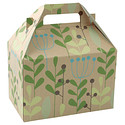 Leaves & Berries Gable Box