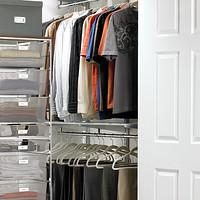 Walk In Closet Pictures custom walk-in closets - elfa walk in closet designs | the