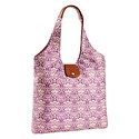 Bellflower Ikat Italia Shopper