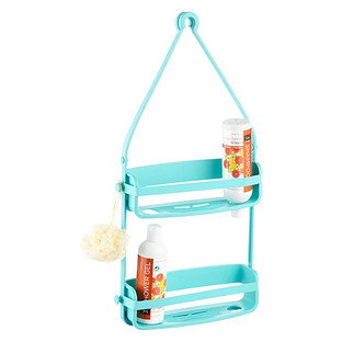 Umbra Teal Flex Shower Caddy