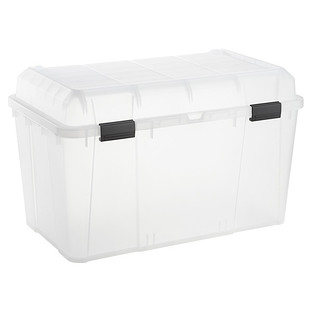Iris 34.5 Gal. Hinged Lid Trunk