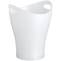 White Garbino Can by Karim Rashid for Umbra