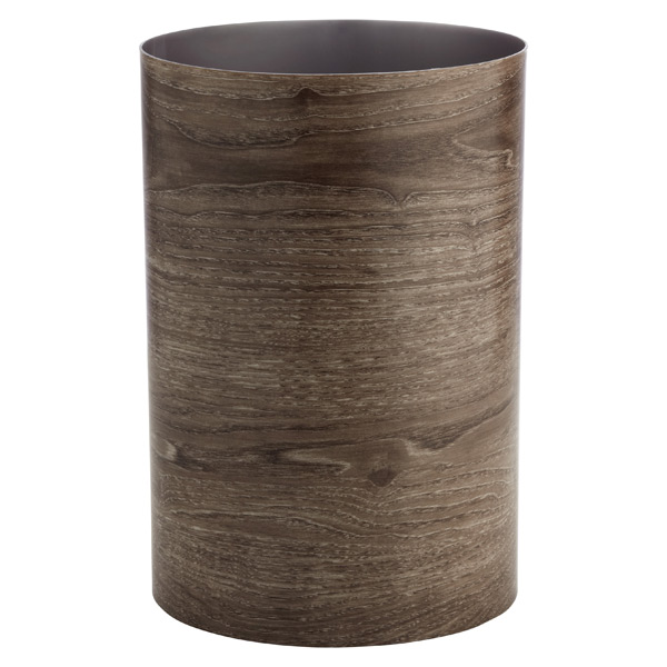 Umbra Barnwood Treela Trash Can