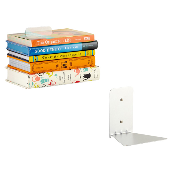 Conceal Book Shelves by Umbra