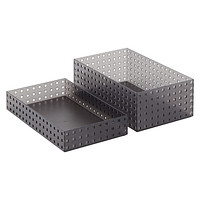 Smoke Like-it Bricks 13-3/4 Wide Bins