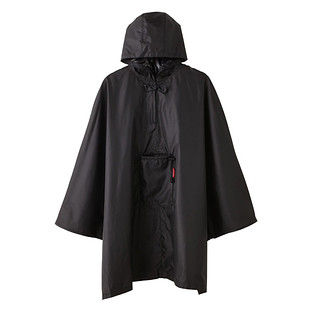 reisenthel Black Pocket Poncho