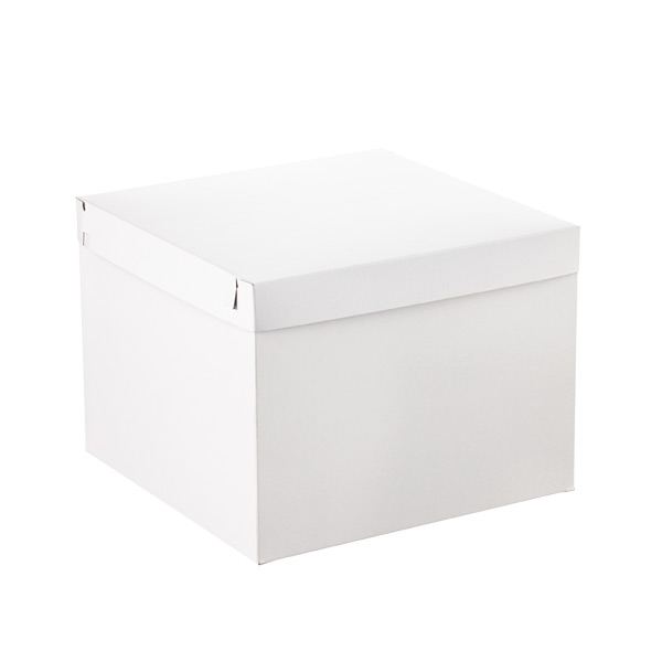White Gift Boxes With Lids The Container Store