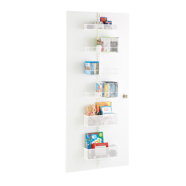 Media Room Door & Wall Rack Solution
