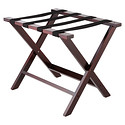 Solid Wood Luggage Rack