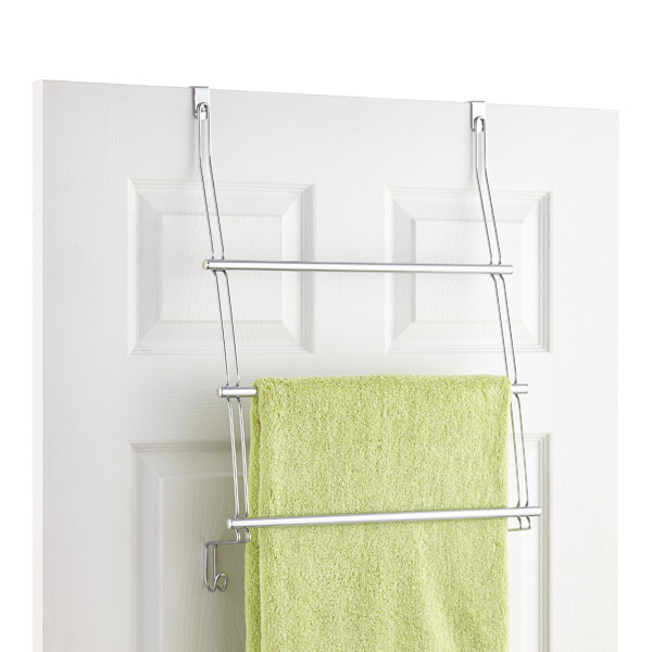 Over The Door Towel Rack Cosmecol