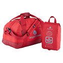 "Eagel Creek Red 18""  Folding Duffel"