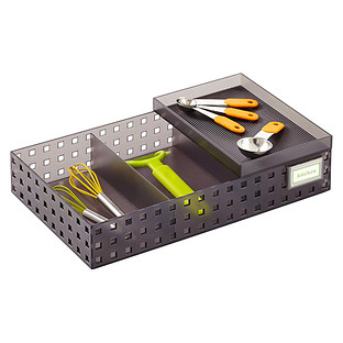 Smoke Like-it Bricks Kitchen Utensil Organizer