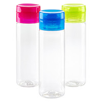 3 oz. Flip-Top Bottle in Assorted Colors