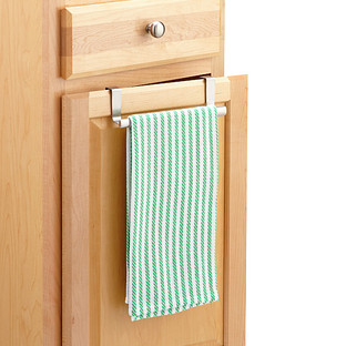Kitchen Towel Racks. Stainless Steel Expandable Towel Rack