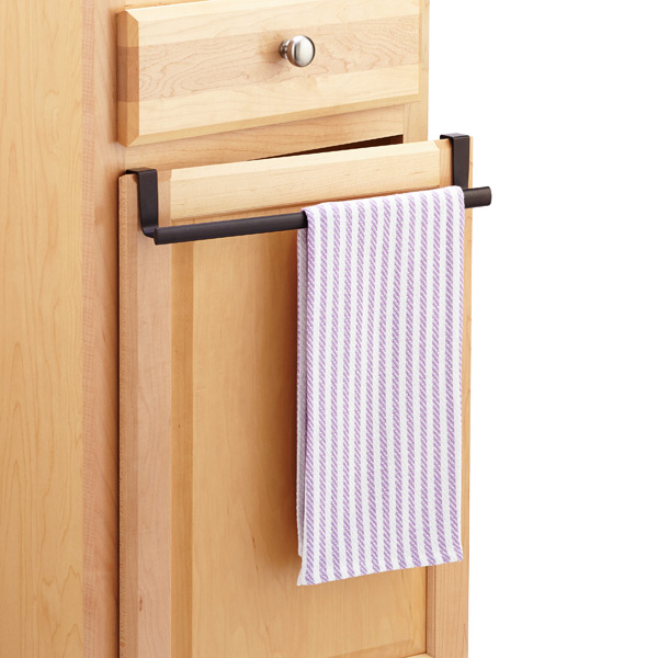 Bronze Expandable Towel Rack