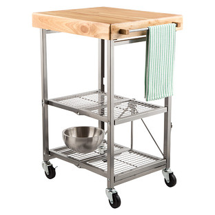Origami Kitchen Cart Reviews | The Container Store