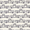 Vintage Trucks Gift Wrap Sheets