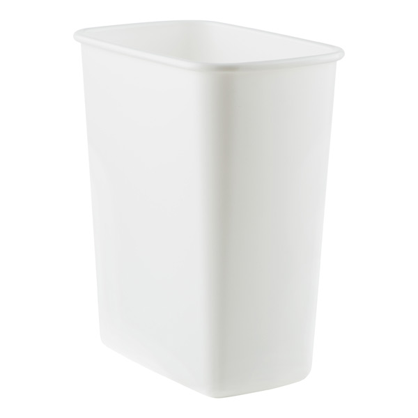 Nifty Rectangle Trash Can