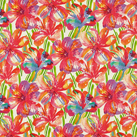 Floral Pop Gift Wrap