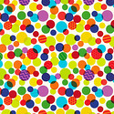 Cheery Dots Recycled Gift Wrap