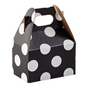 Small Domino Dots Gable Box