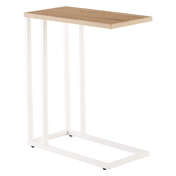 Rustic Oak C-Table