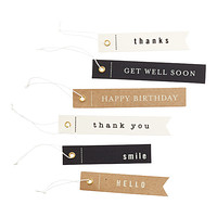 Phrases Gift Tags