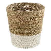 Beach House Wastebasket