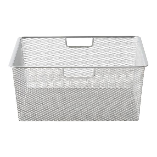 Platinum Cabinet-Sized elfa Mesh Drawers