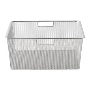 Platinum Cabinet-Sized elfa Mesh Drawers