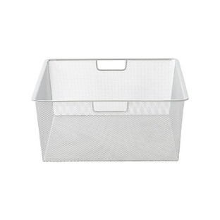Platinum Elfa Mesh Drawers