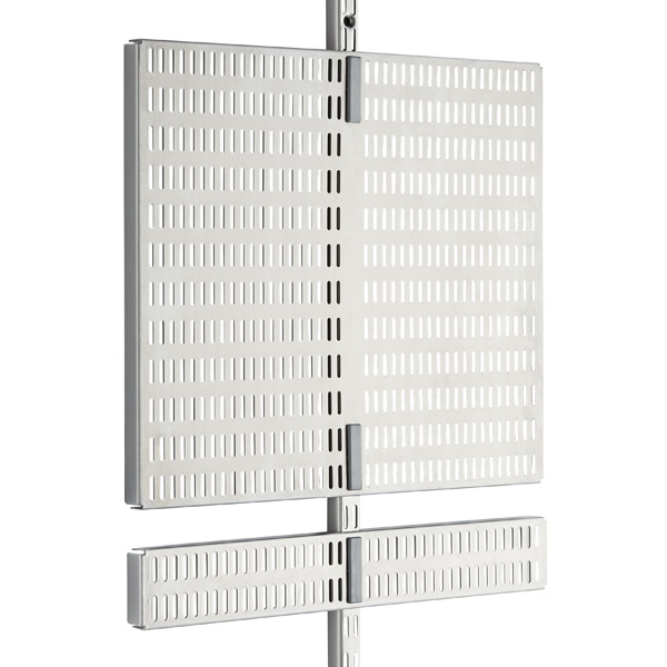 Platinum Elfa Utility Door & Wall Boards