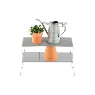 Medium Flat Wire Stackable Shelves