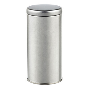 Tall Tea Tin
