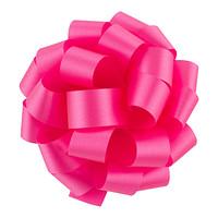 Hot Pink Satin Bow