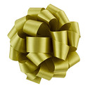 Moss Green Satin Bow