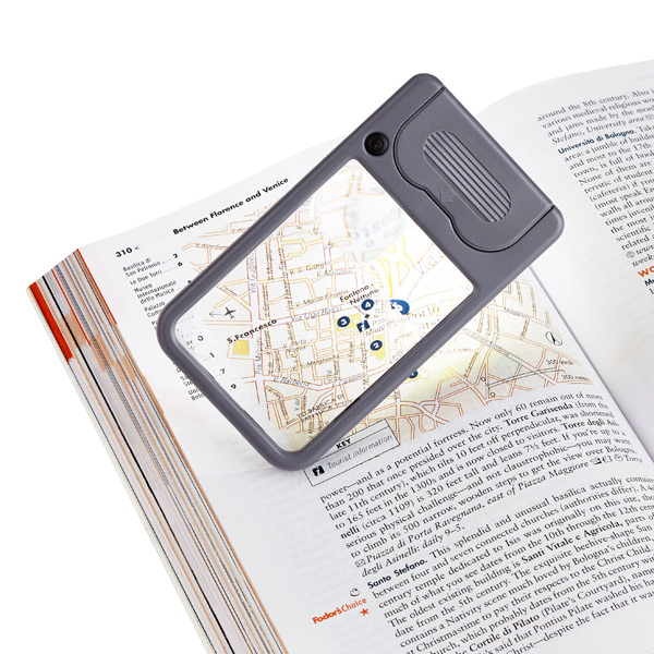 Multi Power LED Magnifier