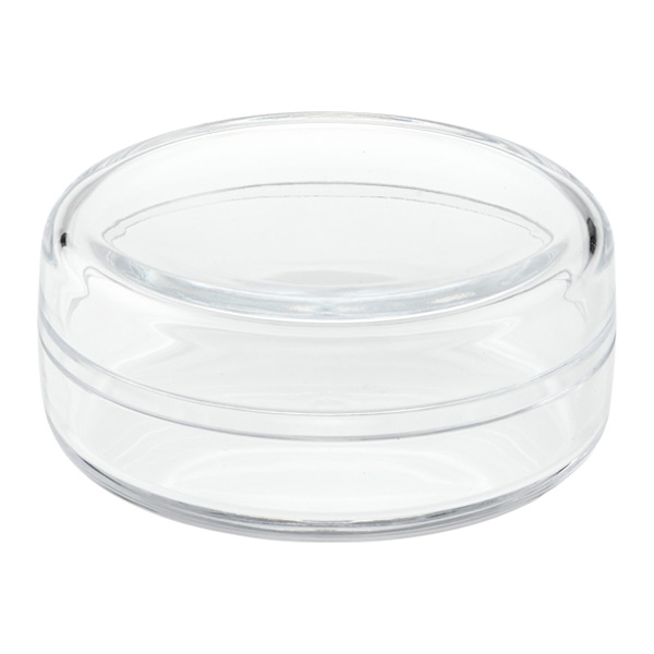 Clear Round Acrylic Box