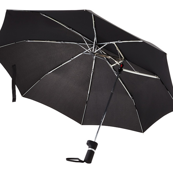 Black Smart Umbrella