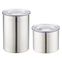 Stainless Steel Airscape Canisters