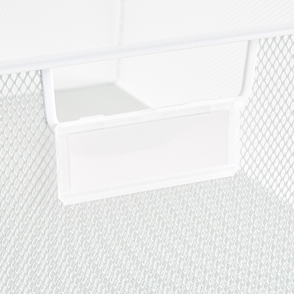 Elfa Drawer Label Holders