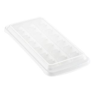 Lustroware Covered Ice Cube Tray