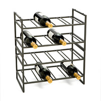 Iron Stackable Wine Racks