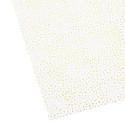 Gold Flecks Tissue