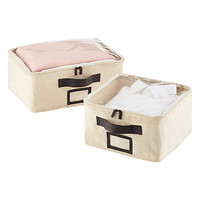 Cotton Soft Linen Boxes