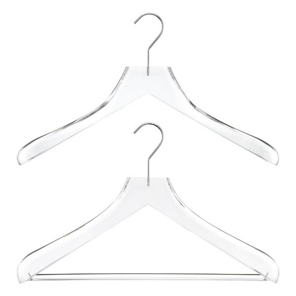 Superior Acrylic Coat Hangers