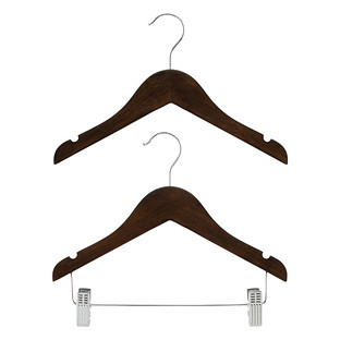 Children's Cocoa Wooden Hangers