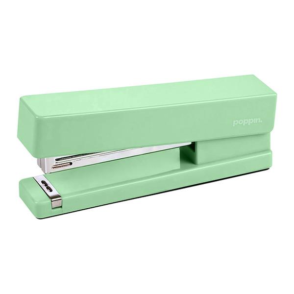 mint poppin tape dispenser stapler the container store. Black Bedroom Furniture Sets. Home Design Ideas