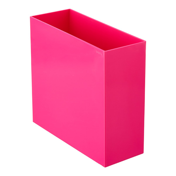 Pink Poppin Hanging File Box