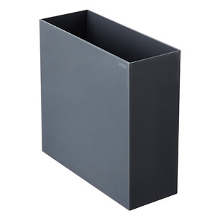 Dark Grey Poppin Hanging File Box